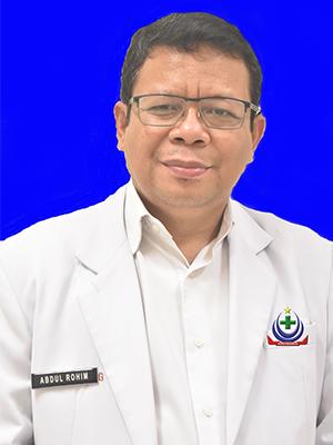 dr. Abdul Rohim, Sp.A