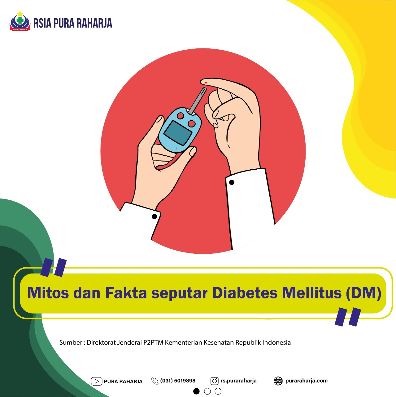 Mitos dan Fakta Diabetes Mellitus