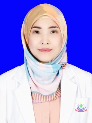 dr. Rahmah Yashinta Rangkuti, Sp.A