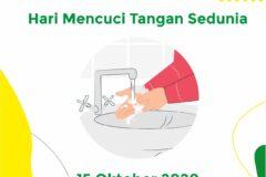 Selamat Hari Cuci Tangan Sedunia
