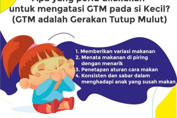 Si Kecil GTM Tapi Aktif, Apakah Tetap Harus Periksa ke Dokter Spesialis