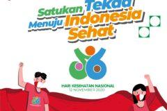 Selamat Hari Kesehatan Nasional ke-56