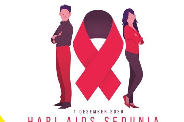 1 Desember Hari AIDS Sedunia