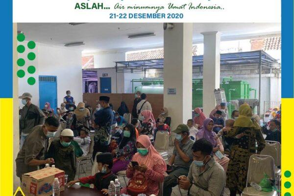 Kegiatan Khitan RS Pura Raharja bersama Aslah 2020