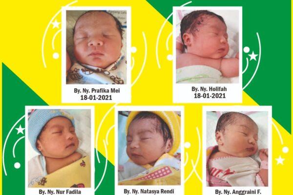 Baby of The Week 20 Januari
