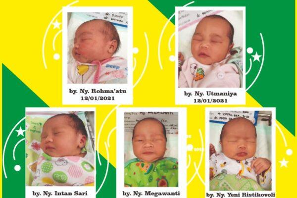 Baby of The Week 12 Januari