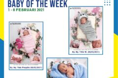 Baby of the Week 01 - 08 Feb 2021