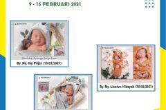 Baby of The Week 9 - 16 Februari 2021