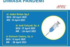 Aman Imunisasi di Masa Pandemi