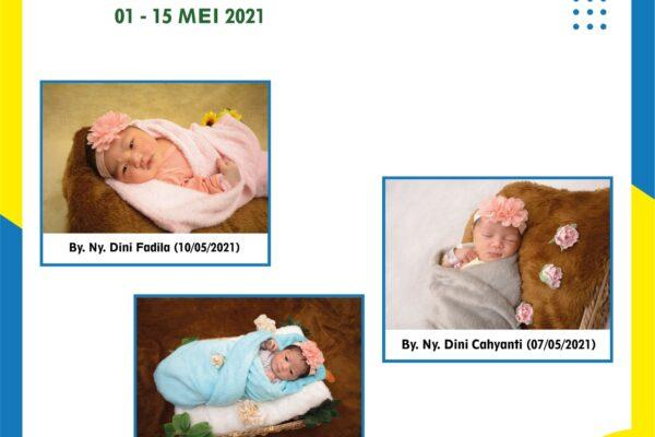 Baby of The Week 01 – 15 Mei 2021
