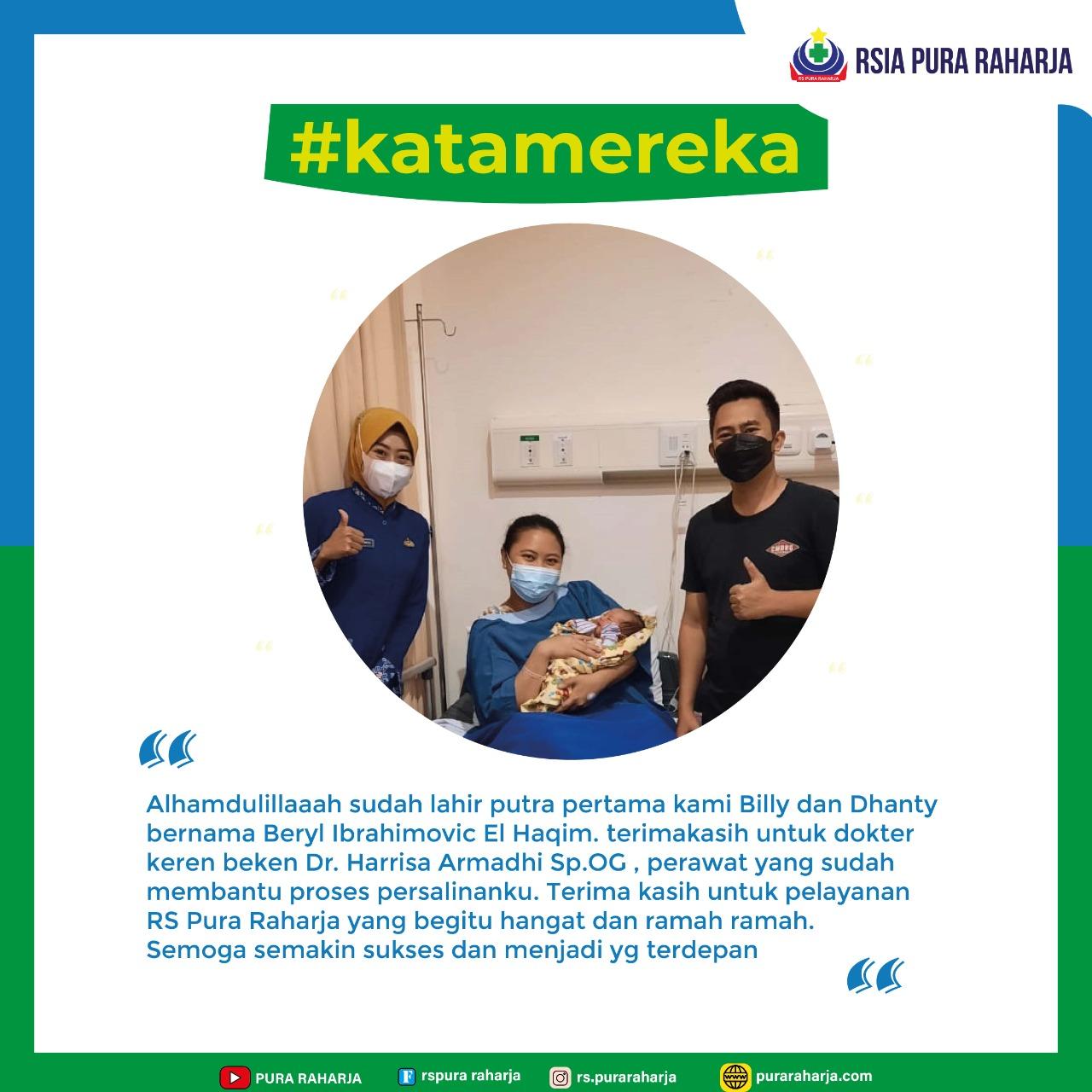 Testimoni #KataMereka