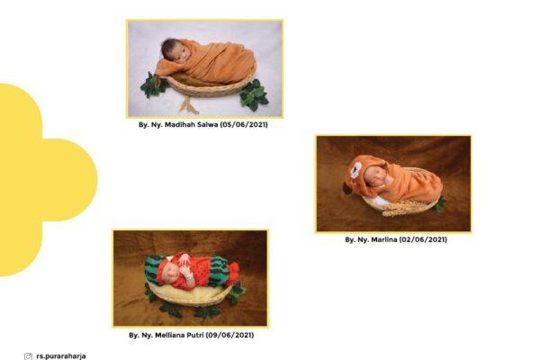 Baby of The Week 01 – 15 Juni 2021