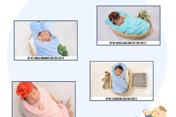 Baby Born in Agustus 2021