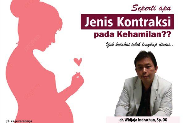 Seperti apa jenis kontraksi pada kehamilan? Yuk ketahui jenis-jenisnya..